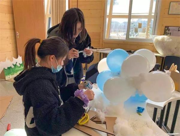 【桂园】南京汉开书院学校OM参赛队喜获全国赛一等奖!图片