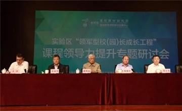 北京王府学校课程领导力提升专题研讨会成功举办图片