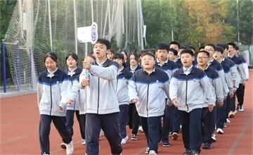 奋楫笃行,逐梦起航|六力国际学校IB初中部体育节精彩放送!图片