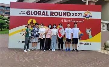 宁波华茂国际学校2021世界学者杯和国际学术马拉松全国赛!图片
