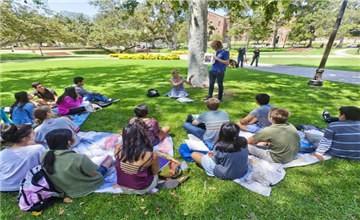 中黄书院美国GIA国际高中带你走进名校夏令营图片
