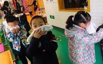消防安全我知道——天津艾毅国际幼儿园图片