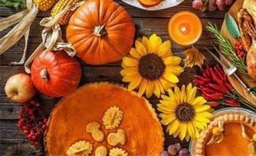 西安科大高新国际课程中心感恩节,可不能只有一句:谢谢!图片