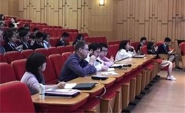 杭州第十四中学国际部高一演讲比赛顺利举行图片