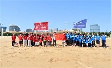 学院PK、师生团建,青岛威德明特双语学校这样为祖国庆生!图片