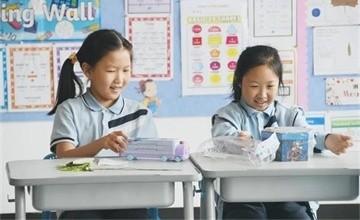 """丰盛的礼物,青岛威德明特双语学校开启""""六一儿童节""""序幕图片"""