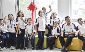 青岛威德明特双语学校传统文化周 | 在动手中传承中华文化精粹图片