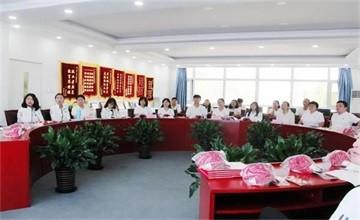 我与北京力迈中美国际学校的故事系列之力迈故事分享座谈图片