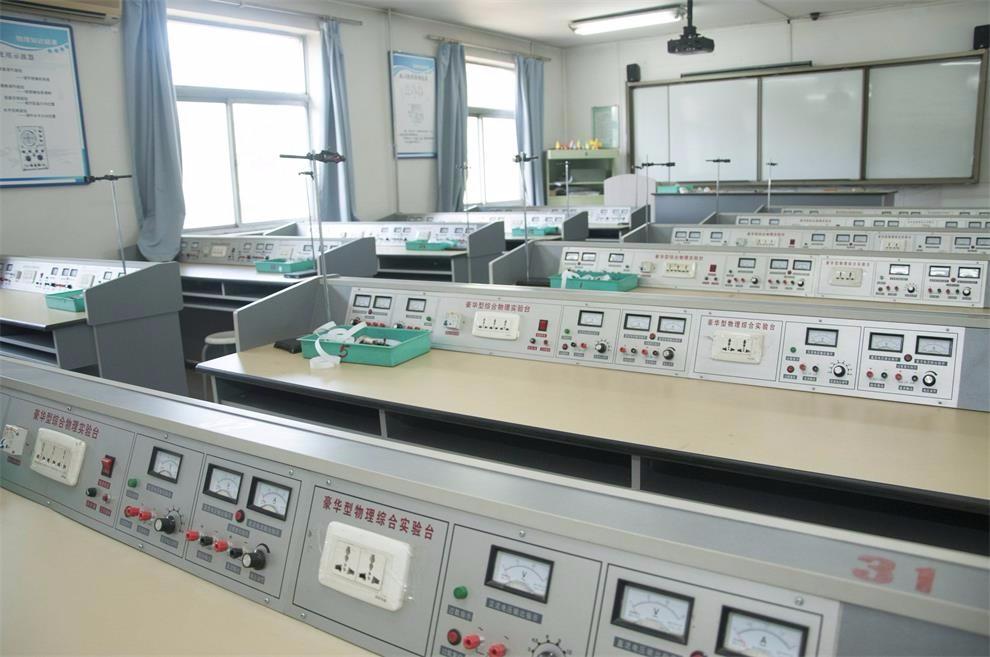 北京中加学校教学设施图集