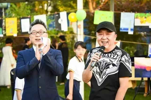 北京市新府学外国语学校草坪音乐节活动图集