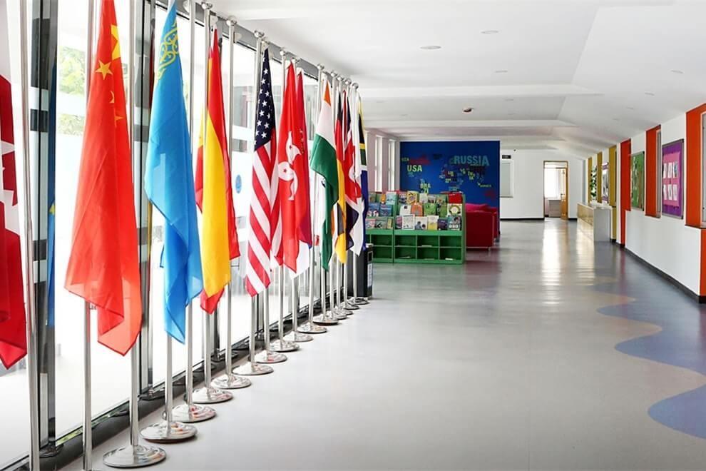 北京君诚国际双语学校楼内、室内图集