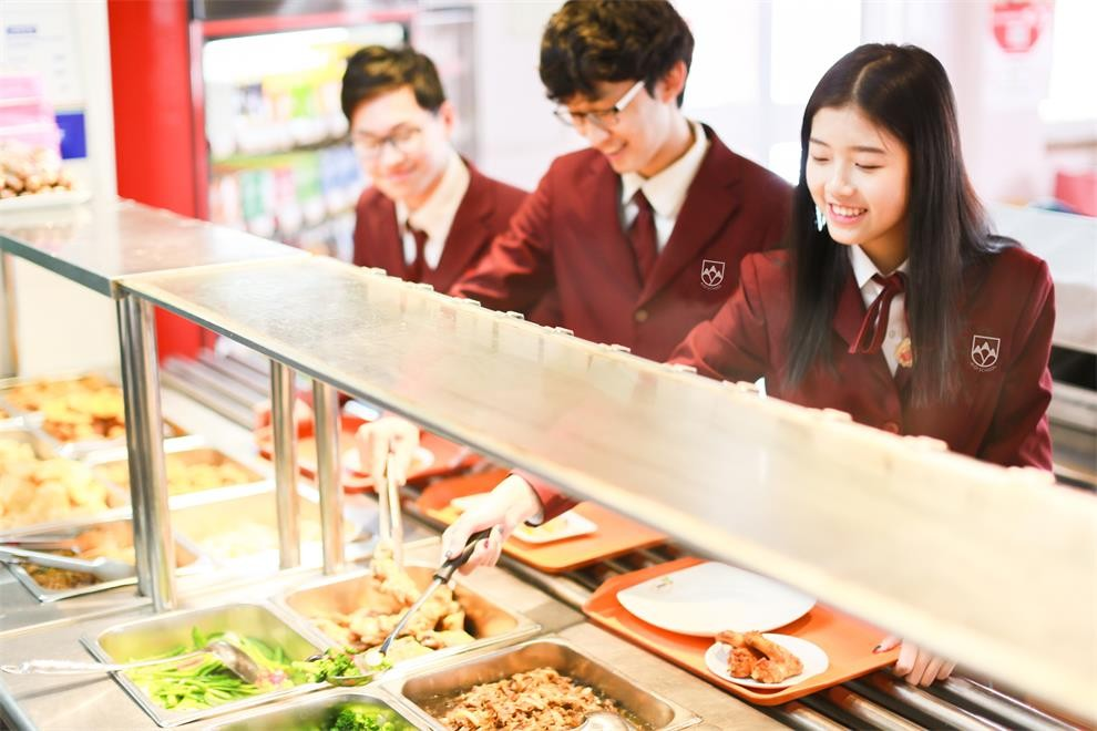北京爱迪国际学校生活环境图集