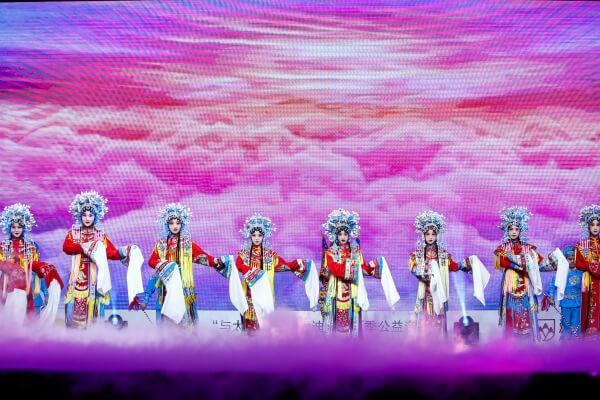 北京爱迪国际学校致敬传统文化活动图集