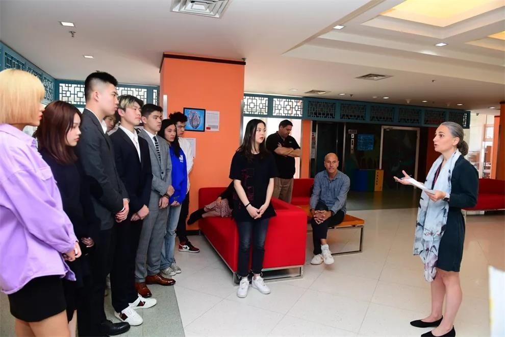 北京乐成国际学校首届IDEATE学习成果展图集