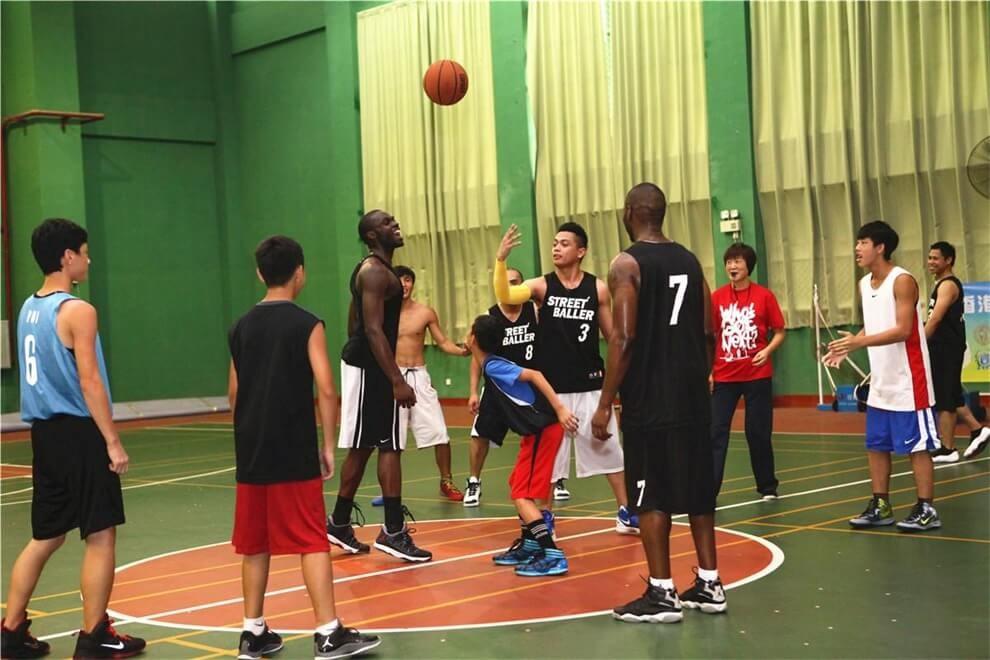 北京力迈篮球社活动图集