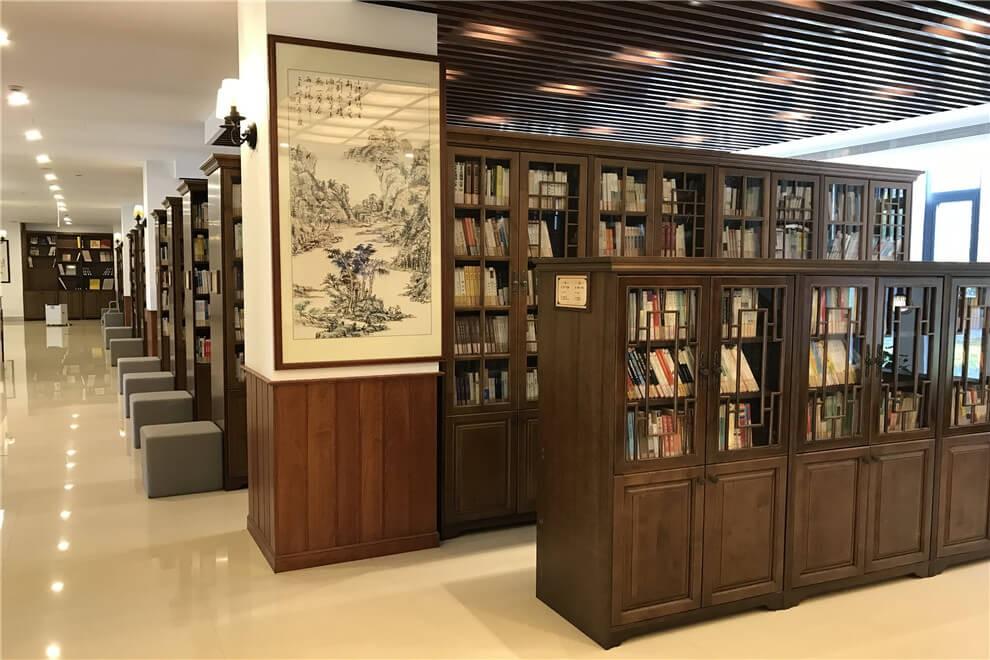 上海融育学校图书馆图集