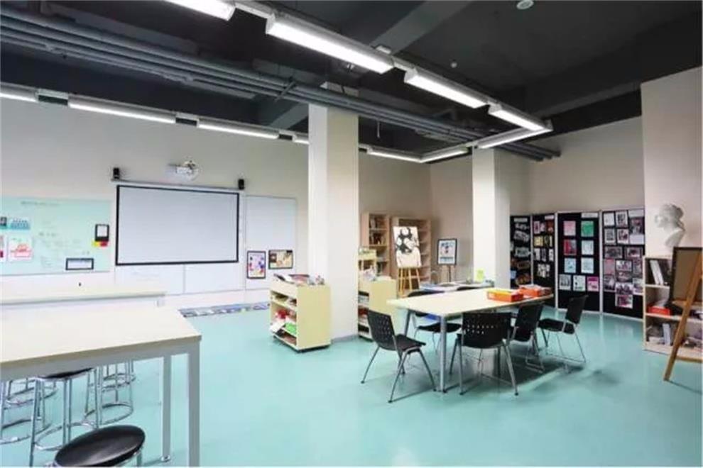 青苗国际双语学校学习环境图集