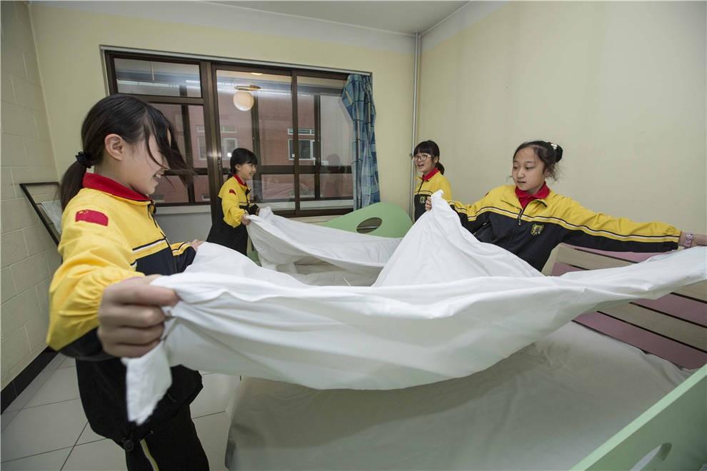 北京私立汇佳学校宿舍图集