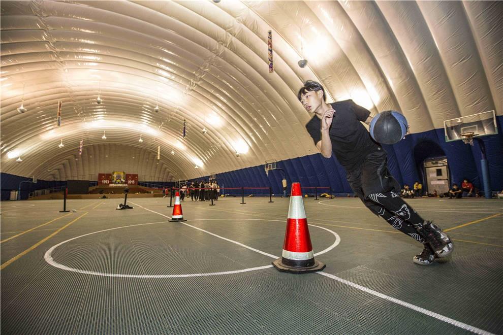 北京私立汇佳学校篮球馆图集