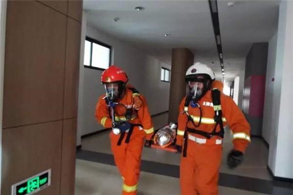 黑利伯瑞国际学校消防安全实践教育活动图集