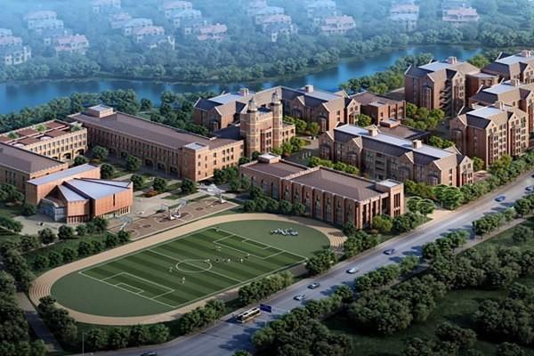 黑利伯瑞国际学校校园风景图集
