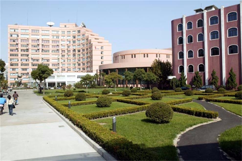 上外立泰A-Level国际课程中心校园风景图集