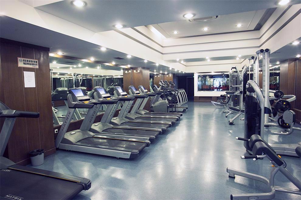 上外立泰A-Level国际课程中心健身场地图集