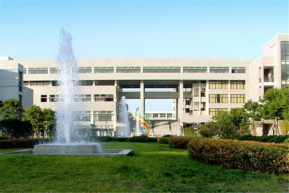 杭州第四中学国际部校园环境图集