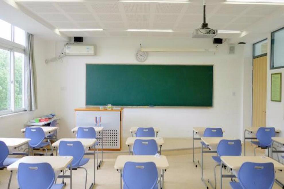 领科教育上海校区教学设施环境图集