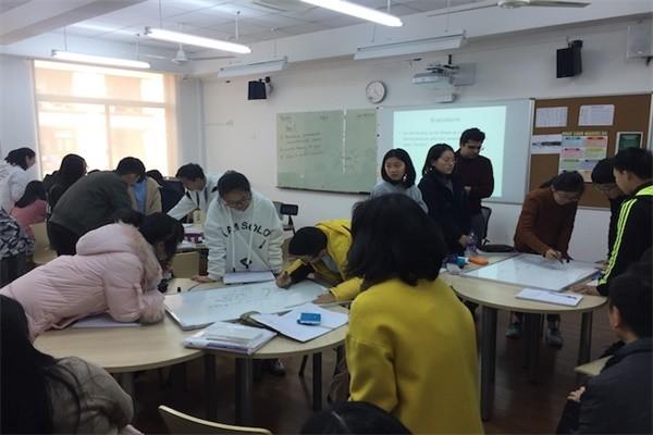 杭州外国语剑桥高中家长会图集