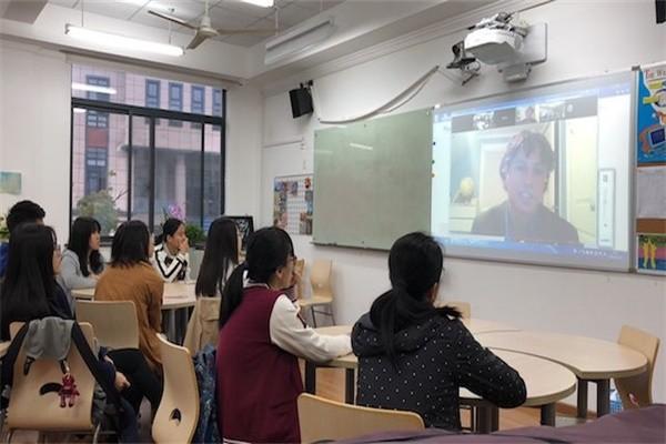 杭州外国语剑桥高中社团活动图集