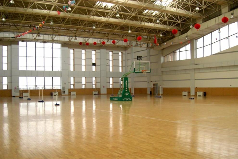 天津英华国际学校体育馆和游泳馆图集