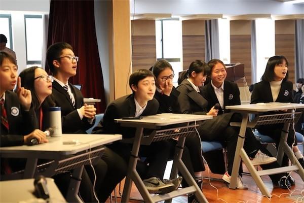 杭州外国语剑桥高中知识竞答图集