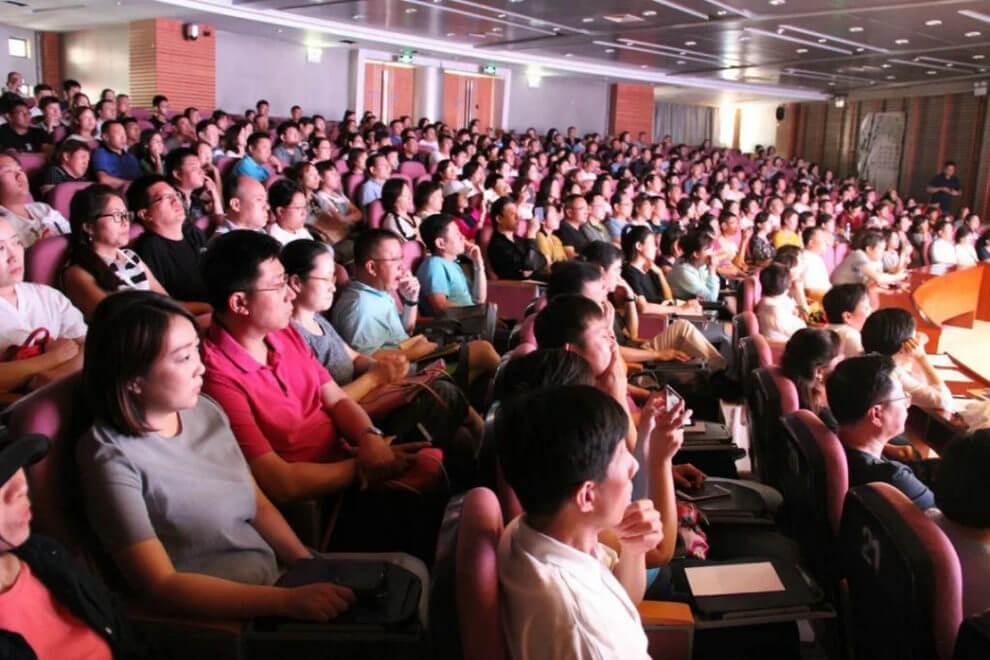 天津市新华中学国际部法语项目招生说明会图集