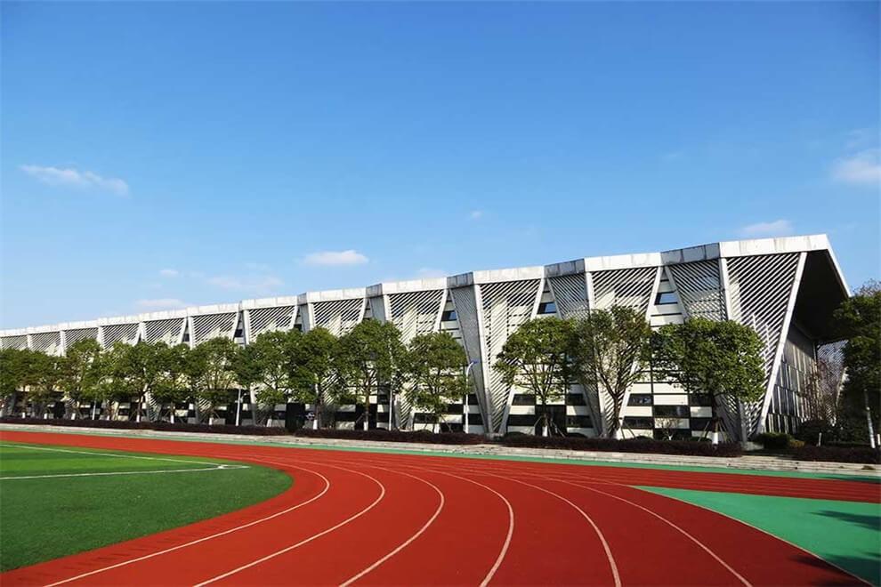 南通思德福国际学校操场设施图集