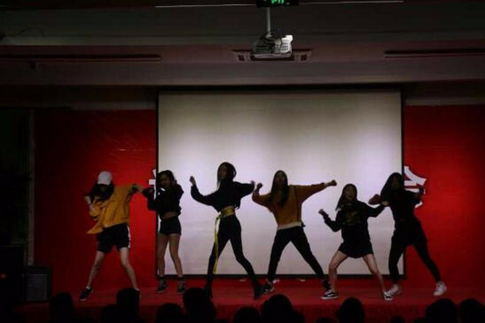领科教育上海校区万圣狂欢夜活动图集