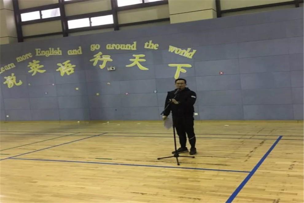 南通思德福国际学校说英语活动图集