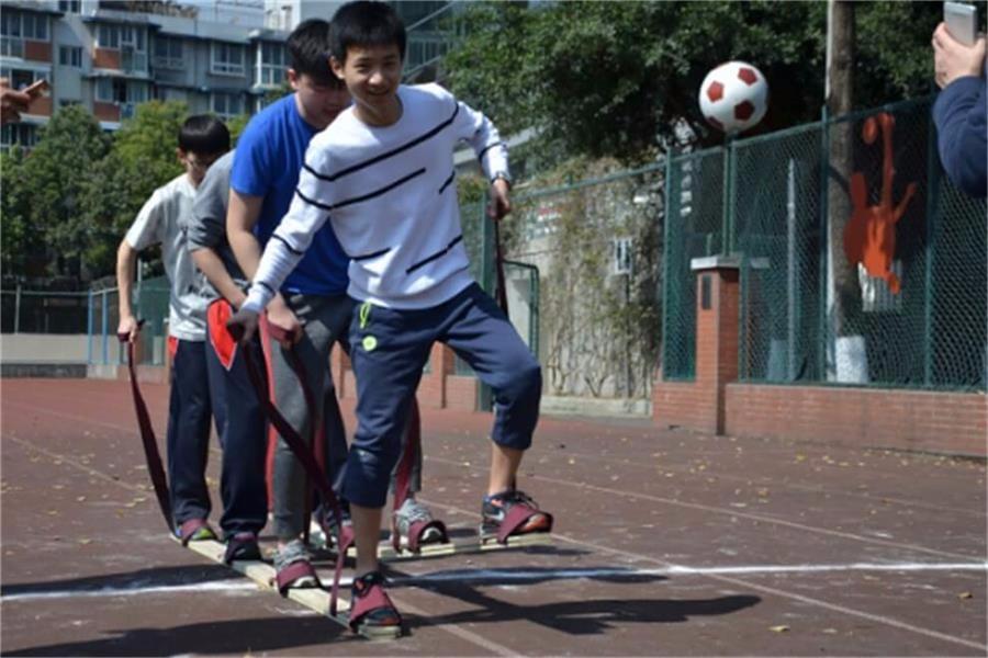牛津国际公学成都学校校园运动会图集