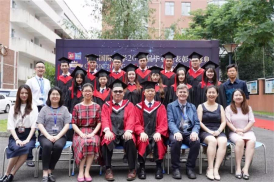 牛津国际公学成都学校毕业典礼图集