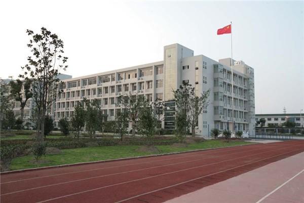 江苏省前黄国际中学校园风景图集