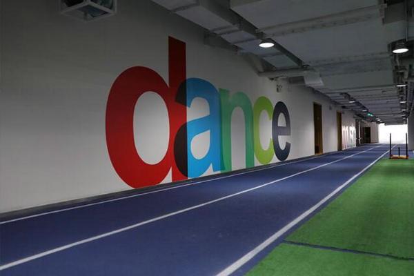 美联国际学校健身场所图集