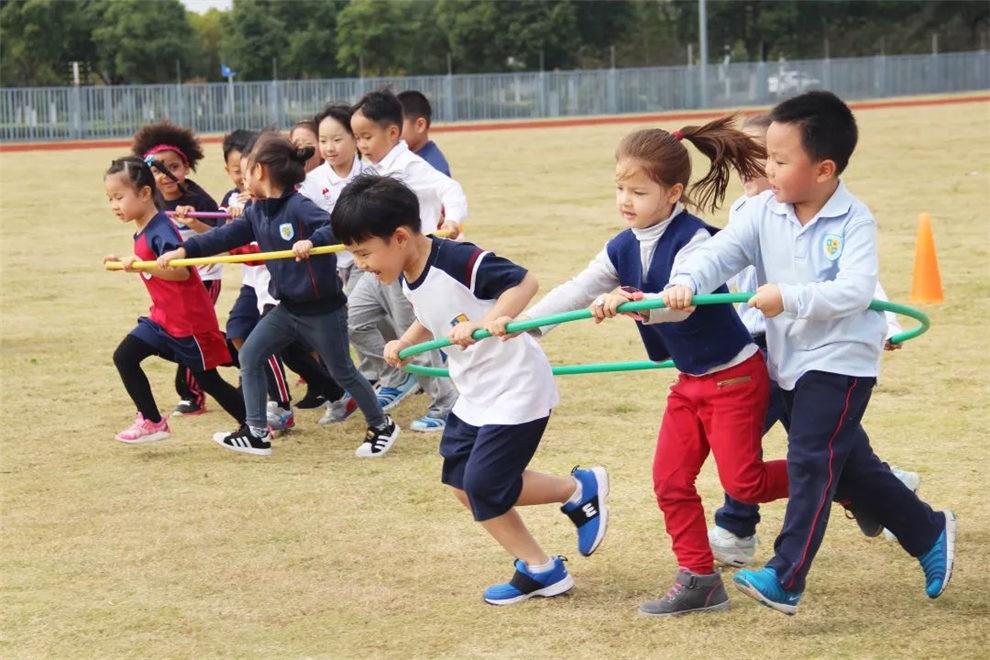 昆山加拿大国际学校运动会图集