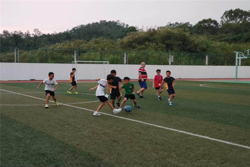 广州耀华国际教育学校校园风景图集
