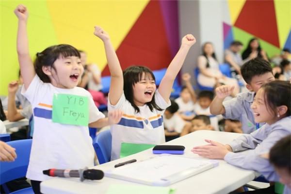 广州耀华国际教育学校首届数学周活动图集