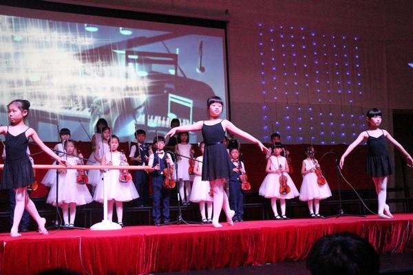 广州耀华国际教育学校小提琴音乐会活动图集