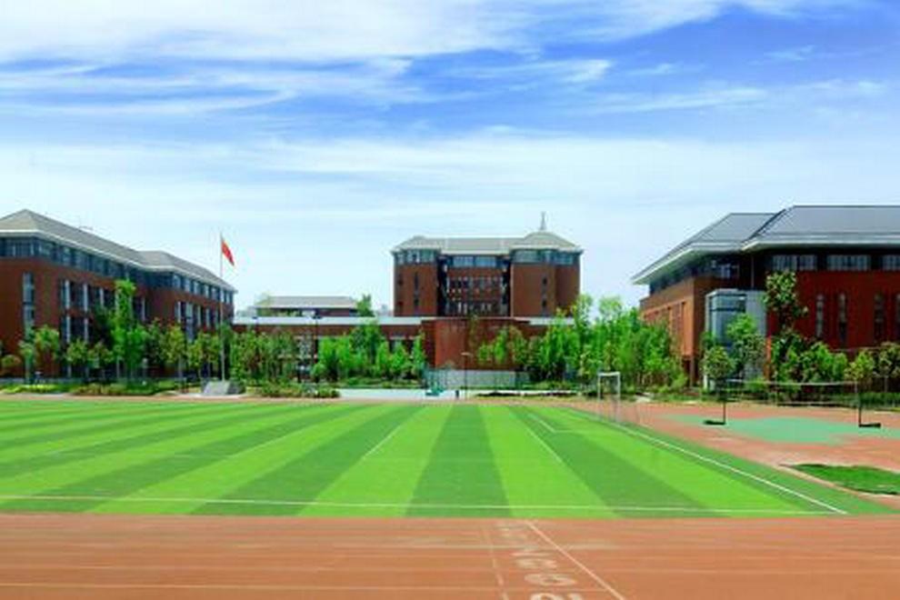 成都七中国际部校园风采图集