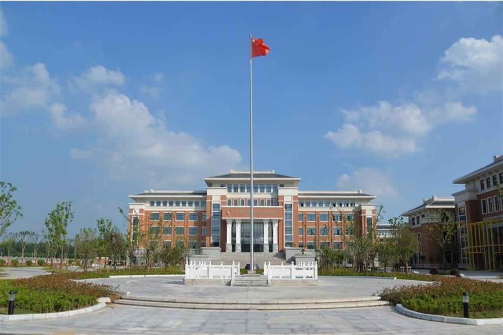 淮安市嘉洋国际学校风景图集