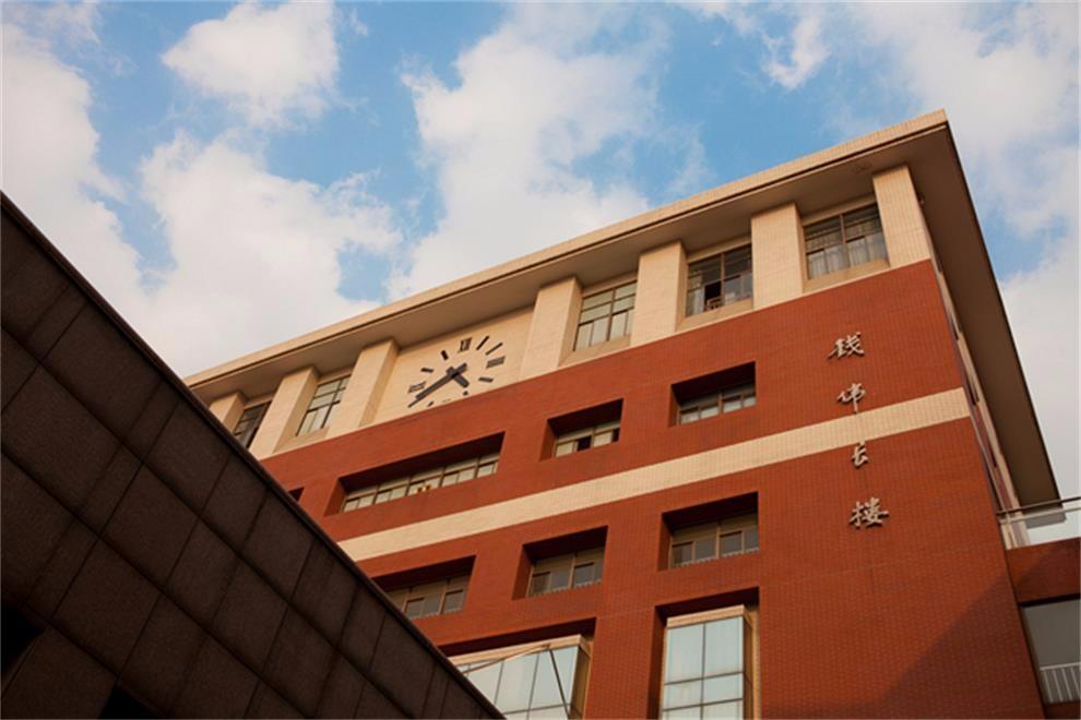 无锡市第一中学国际部钱伟长楼图集
