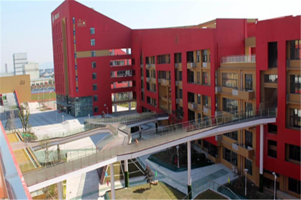 宁波国际学校环境图集