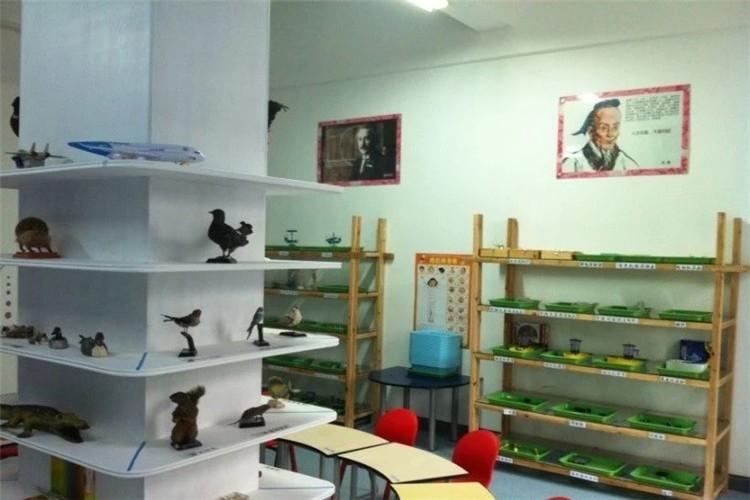 深圳市宝安区中英公学教学设施图集